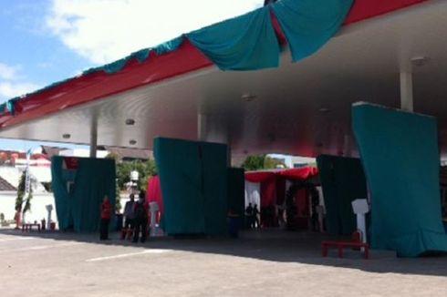 SPBU Petronas di Bandung Dibeli Pertamina