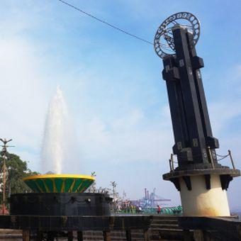 Patung Garis Khatulistiwa, Pontianak