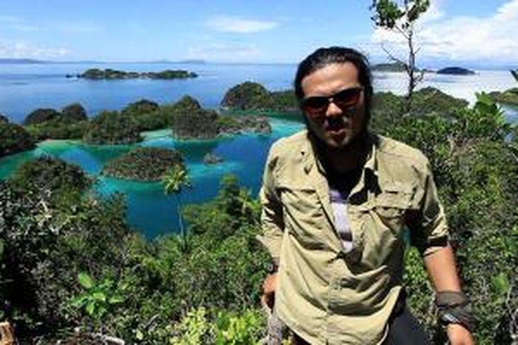 Ramon Y Tungka di Raja Ampat, Papua.