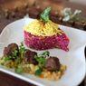 Belajar Bikin Nasi Goreng Penjajah khas Hotel Mewah pada Live Instagram @kompas.travel