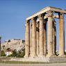 170 Pemadam Kebakaran Dikerahkan di Dekat Situs Yunani Kuno Olympia dan Pulau Evia