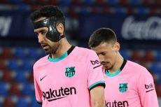 Hasil Levante Vs Barcelona, Blaugrana Gagal ke Puncak Usai Jalani Drama 6 Gol