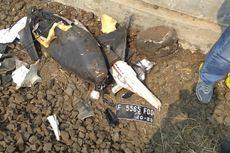 Terobos Palang Perlintasan di Bojonggede, Pengendara Motor Tewas Tertabrak Kereta