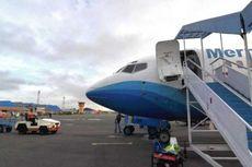 Kemenhub Pertanyakan Rencana Merpati Terbang ke Jeddah