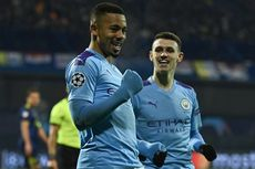 Dinamo Zagreb Vs Man City, Hattrick Gabriel Jesus Bawa The Citizens Menang