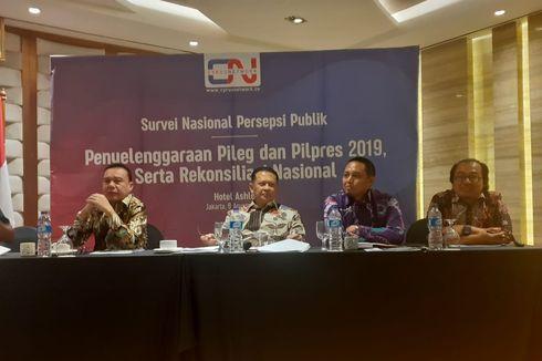 Cyrus Network: Masyarakat Terima Jika Parpol Pendukung Prabowo Dukung Pemerintah