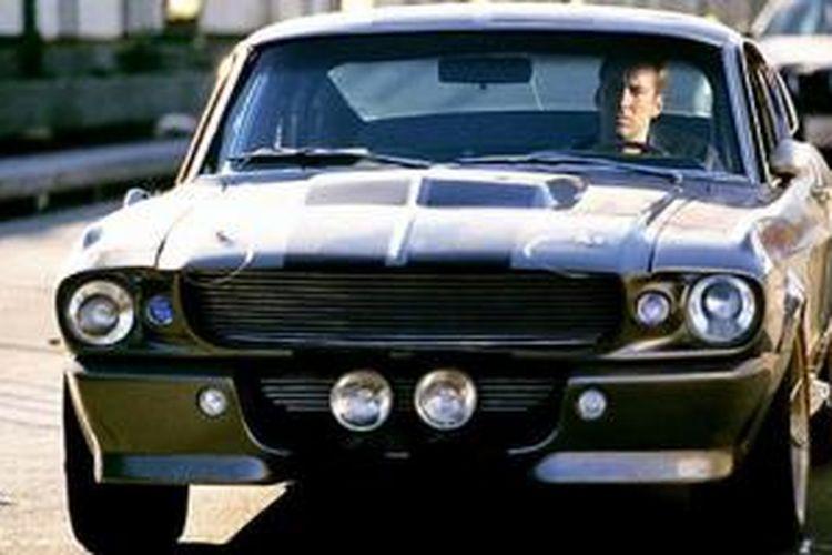 Ford Mustang Eleanor >> Ford Mustang Eleanor Gone In 60 Seconds Dilelang