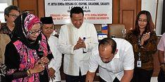 BUMDes Bersama di Tasikmalaya Bakal Dongkrak Kesejahteraan Petani