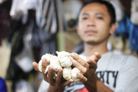 Harga Bawang Putih dan Bombai Naik, Kemendag Bebaskan Sementara Izin Impor Keduanya