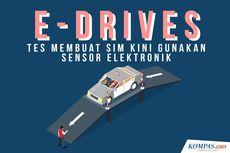 Mengenal Tes Pembuatan SIM dengan Sistem e-Drives
