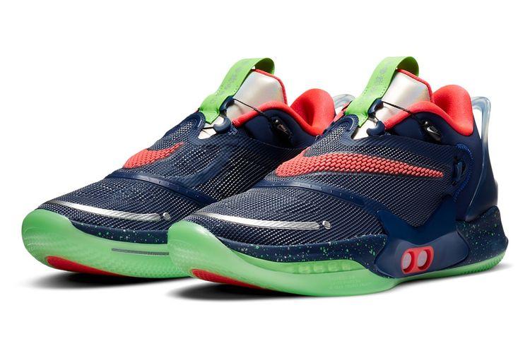Nike Lengkapi Paket Planet Of Hoops Dengan Adapt Bb 2 0 Lifestyle Kompas Com
