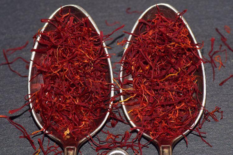 Saffron Dikenal Sebagai Rempah Termahal di Dunia Ini