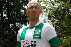 Laga Comeback Arjen Robben Berakhir Tragis