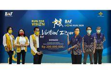 Berlari Sambil Berdonasi, BAF Lions Run 2020 Berhasil Dilaksanakan Secara Virtual