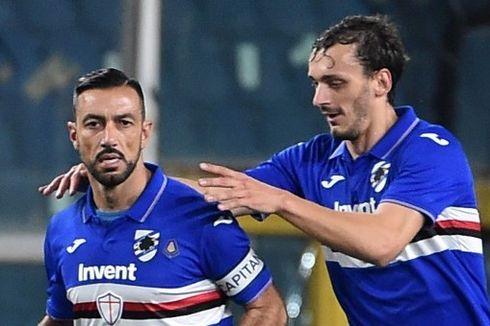 Skuad Sampdoria 2021-2022