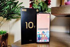 Menggenggam Ponsel Flagship Murah Xiaomi Mi 10T Pro