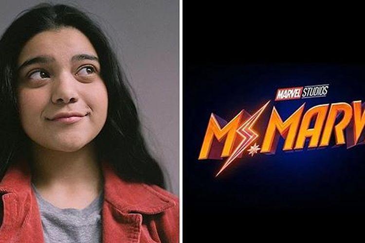 Artis peran Iman Vellani terpilih untuk memerankan karakter Kamala Khan alias Ms. Marvel di Marvel Cinematic Universe.