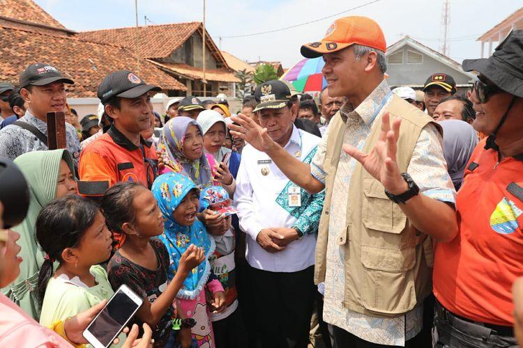 Pemprov Jateng Kirim Bantuan untuk Korban Banjir DKI Jakarta