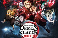 Sinopsis Demon Slayer: Kimetsu no Yaiba the Movie: Mugen Train, Hari Ini di Bioskop