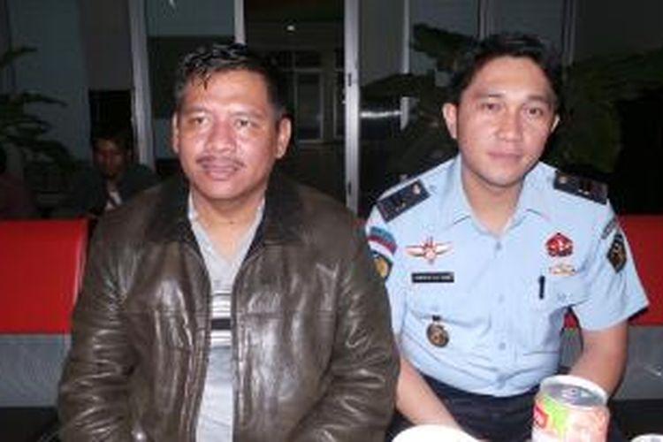 Karutan Kelas I Cipinang Rochidam menjelakan kejadian insiden dua napi yang bersitegang masalah utang - piutang.
