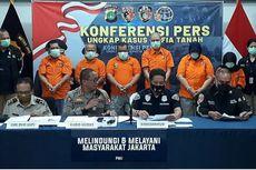 Polisi Tangkap 8 Mafia Tanah yang Gelapkan Sertifikat Senilai Rp 6 Miliar