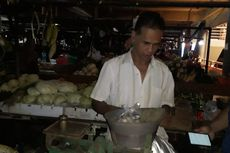 Harga Bawang Putih di Pasar Kopro Capai Rp 70.000 per Kilogram