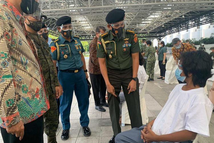 TNI dijadwalkan akan memulangkan empat warga negara Indonesia (WNI) korban penculikan Kelompok Abu Sayyaf di Filipina ke Tanah Air pada Selasa (30/3/2021).