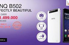 BenQ B502, Ponsel Bagi Penyuka Selfie