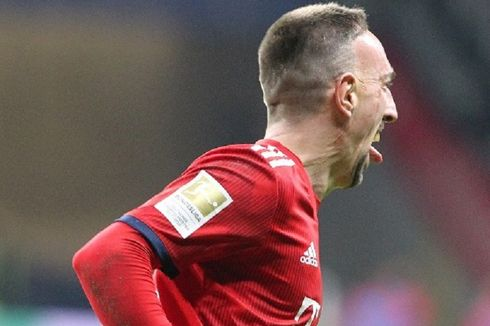 Berita Transfer, Ribery ke Fiorentina, Bek Chelsea Menuju AS Roma