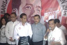 Bara JP Terpaksa Hanya Utus 828 Relawan ke Pernikahan Putra Sulung Jokowi