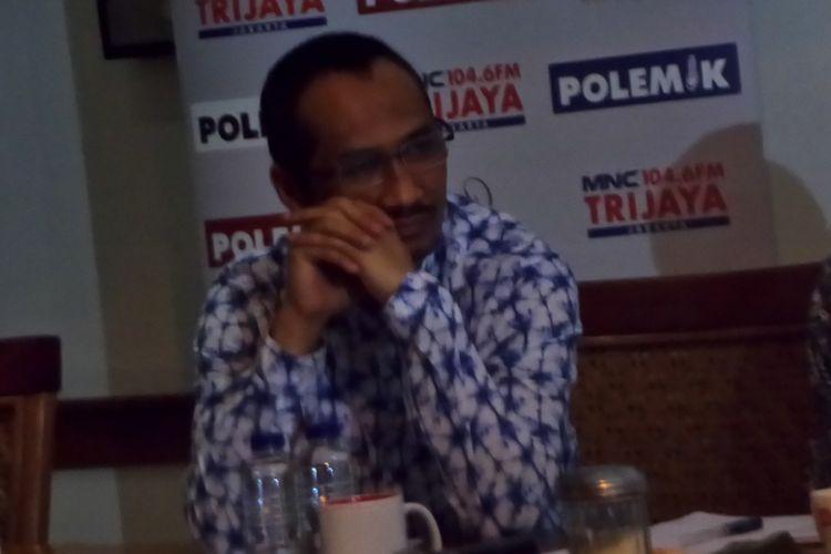 Mantan Ketua KPK Abraham Samad
