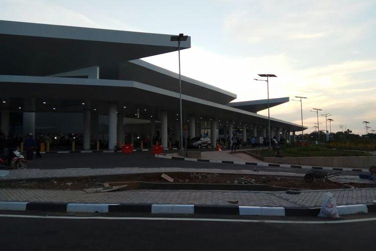 Bandara Internasional Syamsuddin Noor Banjarmasin di Banjarbaru siap dioperasikan pada 10 Desember 2019.