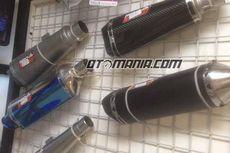 Ragam Knalpot untuk Motor Sport dan Moge