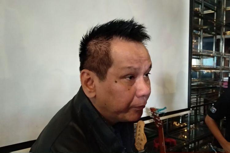 Produser Max Pictures Ody Mulia saat ditemui di kawasan Kuningan, Jakarta Selatan, Selasa (12/3/2019).