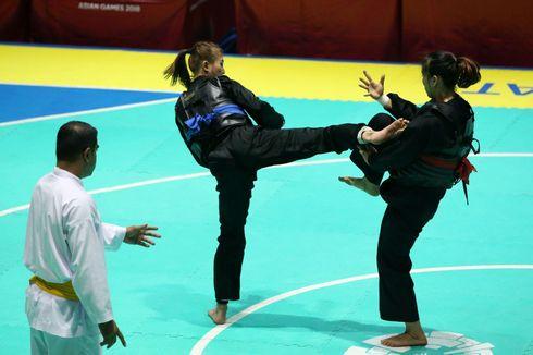 Indonesia Terus Berupaya Bawa Pencak Silat ke Olimpiade