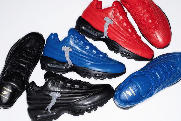 Nike X Supreme Air Max 95 Lux