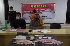 Nekat Belanja Pakai Uang Palsu, IRT di Tana Toraja Dibekuk Polisi