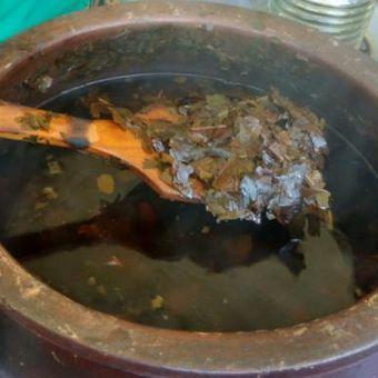 Kopi kawa dari Payukumbuh, Sumatera Barat.