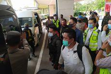 Keluarga Korban Sriwijaya Air SJ 182 dari Pontianak Tiba di Bandara Soekarno-Hatta