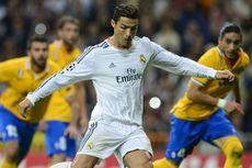 Kesalahan Juve Dihukum Madrid