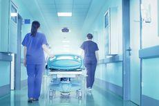 Seorang Perawat Viral karena Hanya Memakai Pakaian Dalam di Balik APD