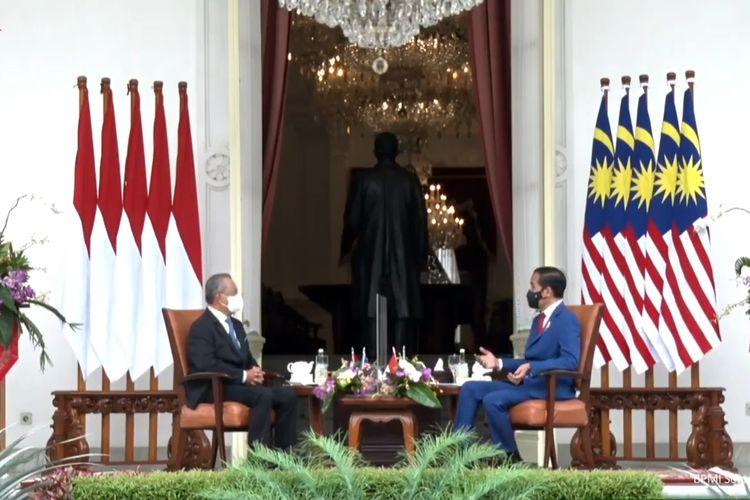 Jokowi dan PM Malaysia akan Santap Siang Bersama dengan Menu Rendang