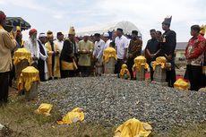 Keturunan Raja Aceh Doa Bersama di Bekas Istana Kerajaan yang Kini Jadi TPA Sampah