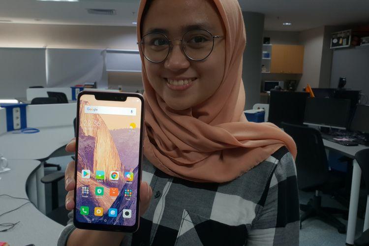 Redmi Note 6 Pro resmi dirilis di Indonesia.