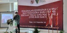 Orasi di STIM Budi Bakti, Ketua Dompet Dhuafa Minta Mahasiswa Punya 4 Karakter Profetik