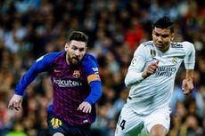 El Clasico Real Madrid vs Barcelona, Santiago Bernabeu Malah Jadi Momok