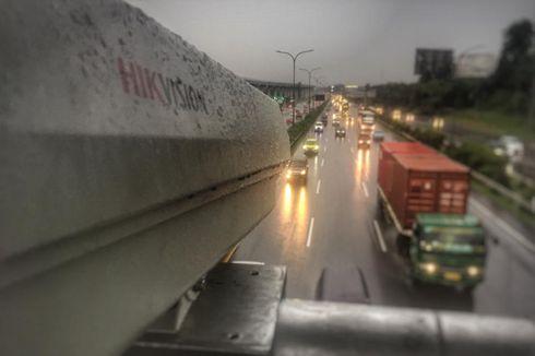 Kamera ETLE Mulai Uji Coba di Empat Ruas Jalan Tol