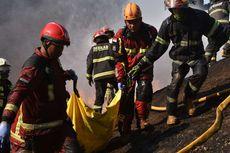 Polisi Periksa 10 Pekerja KCBJ Terkait Kebakaran Pipa Pertamina di Cimahi