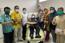 Sejumlah Anggota DPR Disuntik Vaksin Nusantara oleh Terawan