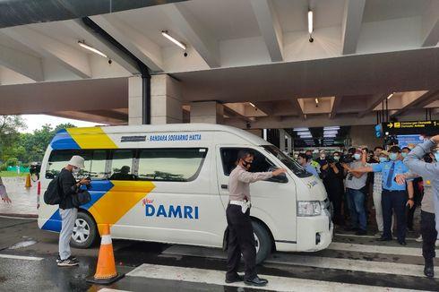Ada Temuan Potongan Jenazah, Keluarga Korban Kecelakaan Sriwijaya Air Dibawa ke RS Polri